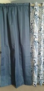 Accents - 3 Curtains, 1 price